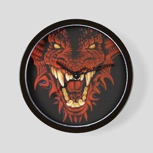 dragon_21618 Wall Clock