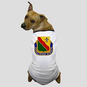 787th Military Police Battalion Dog T-Shirt
