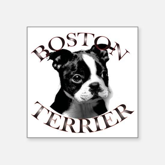 Boston Terrier Car Accessories Auto Stickers License