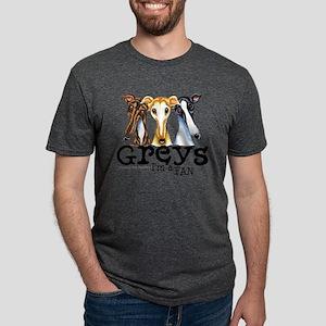 Greys Fan Funny T-Shirt
