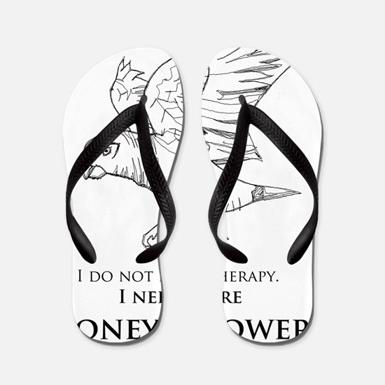 therapy Flip Flops