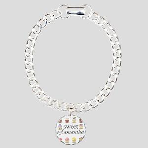 sweet_samantha Charm Bracelet, One Charm
