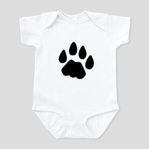 Cougar Track Infant Bodysuit