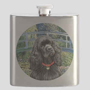 J-ORN-Bridge-Cocker-black Flask