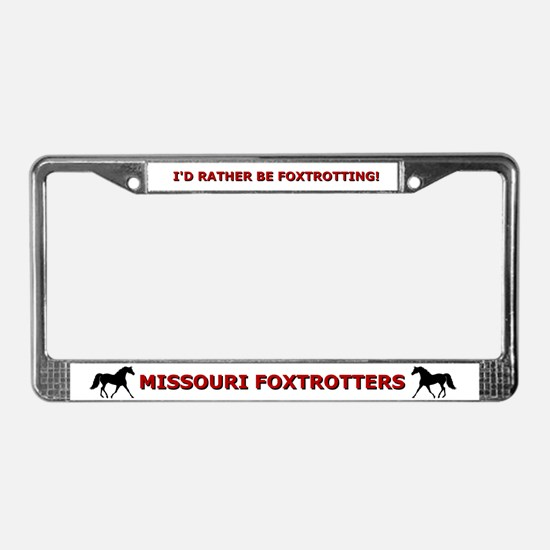 Cute Hollister missouri License Plate Frame