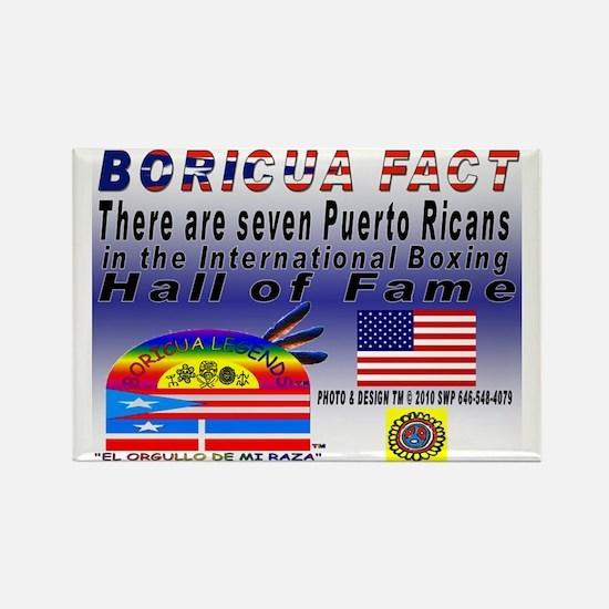BORICUA LEGENDS T SHIRT 6 Rectangle Magnet