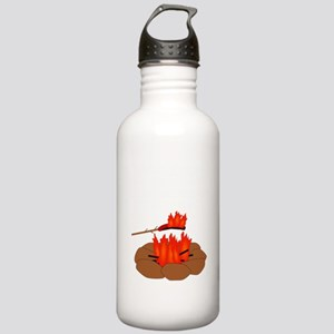 Wiener Burn Dark Stainless Water Bottle 1.0L