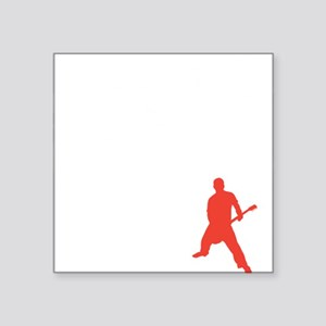 "Switchblade Frankie EP cove Square Sticker 3"" x 3"""