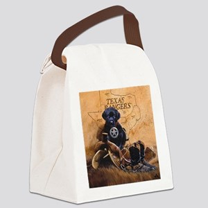 crowe-crote3texas ranger666 Canvas Lunch Bag