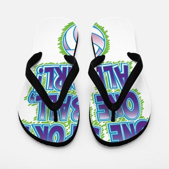 all girl Flip Flops
