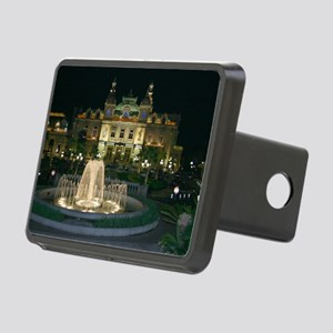 Monte Carlo Casino at Nigh Rectangular Hitch Cover