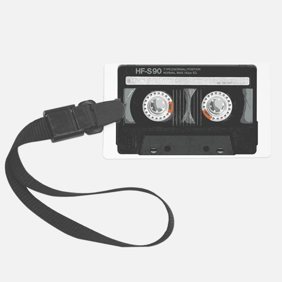 mix tape cassette Luggage Tag
