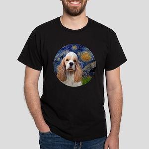 J-ORN-Starry-Cocker-RW2 Dark T-Shirt