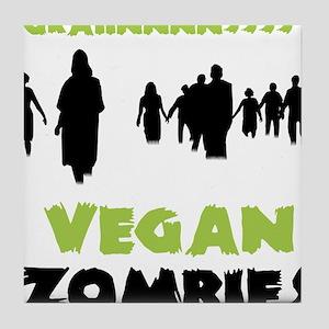 zombie1A1 Tile Coaster