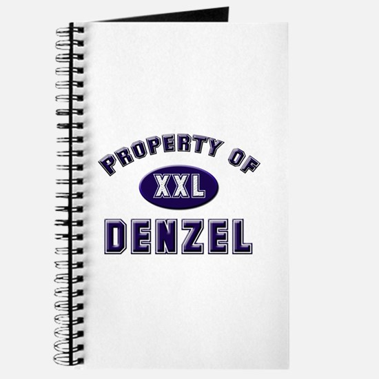 Property of denzel Journal