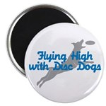 Disc Dog (2) Magnet