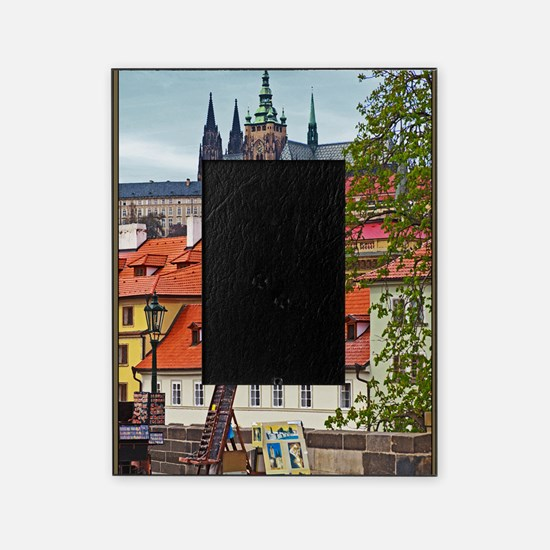 Prague - St Vitus and Prague Castle Picture Frame