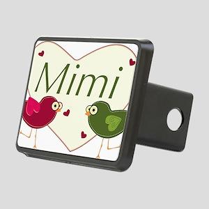 mimilovebirds Rectangular Hitch Cover