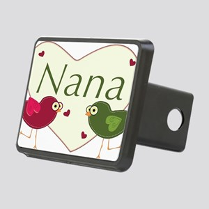 nanalovebirds Rectangular Hitch Cover