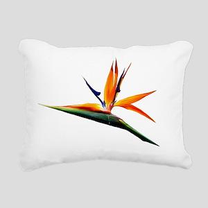 Paradise2 cut out Revers Rectangular Canvas Pillow