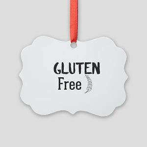Gluten Free Picture Ornament