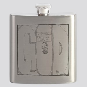 God, Where Are You? Flask
