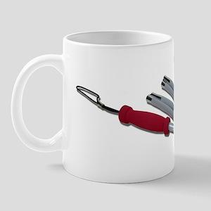 FoldedCaneBlindGlasses051211 Mug