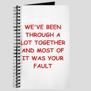 blame Journal