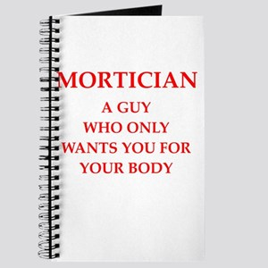 mortician Journal