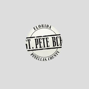 St Pete Bch Title W Mini Button