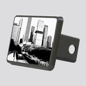 bw millennuimpark sketch 1 Rectangular Hitch Cover