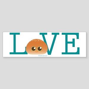 love - roll Sticker (Bumper)