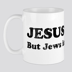 jesus saves1 Mug