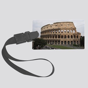 Colosseum Large Luggage Tag