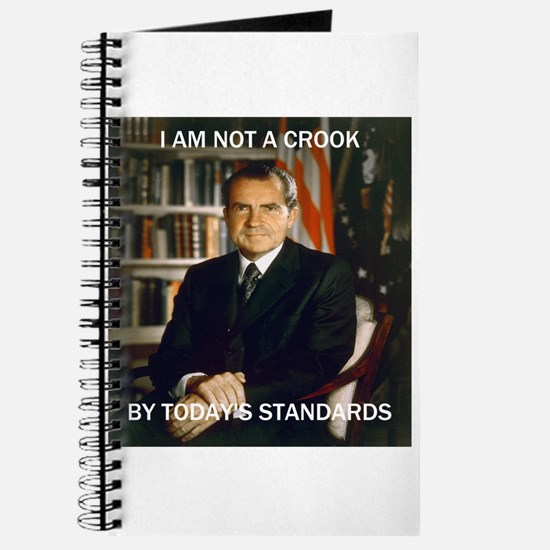i am not a crook Journal