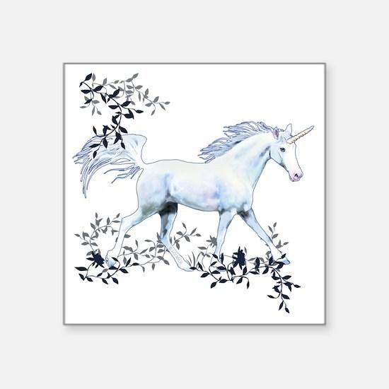 """Unicorn-MP Square Sticker 3"""" x 3"""""""