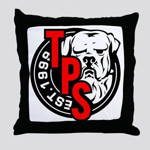 tpslogo_videobug Throw Pillow