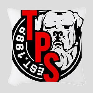 tpslogo_videobug Woven Throw Pillow