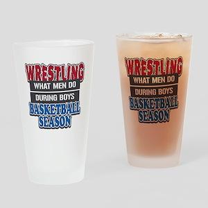 what men do Drinking Glass
