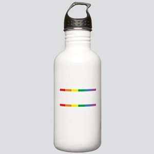 Live-Love-Equality-blk Stainless Water Bottle 1.0L