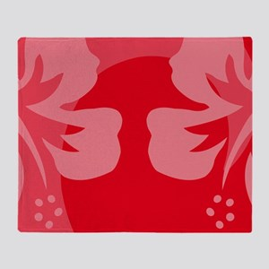 Red22 Throw Blanket