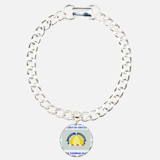 DISTRICT OF COLUMBIA ANG Charm Bracelet, One Charm