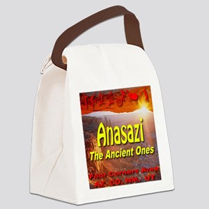 anasazi_the_ancient_ones02 Canvas Lunch Bag