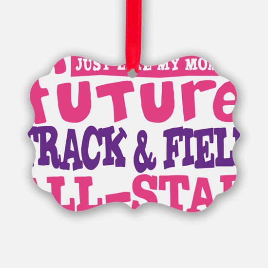 future all star GIRL Ornament