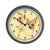 Chihuahua Basic Clocks