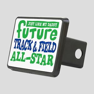 future all star BOY Rectangular Hitch Cover