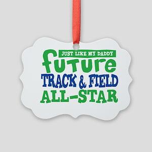 future all star BOY Picture Ornament