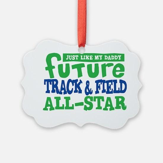 future all star BOY Ornament