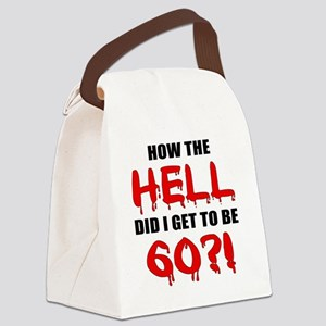 Hell60 Canvas Lunch Bag