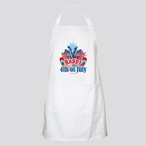 Happy-4th-of-July Apron